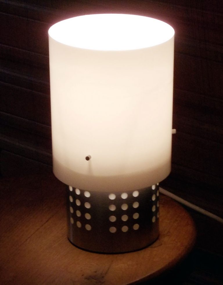 IKEA hack: Ordning Wake-up Light