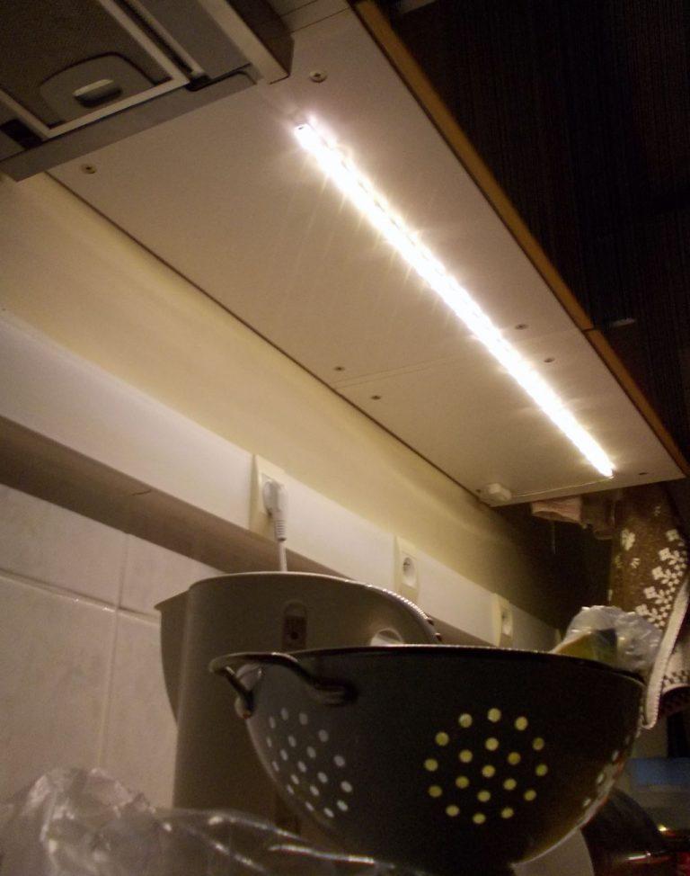 IKEA hack: built-in LEDBERG