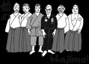 Hajime! online edition