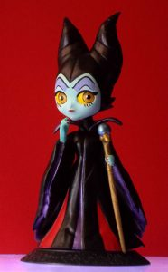 QPosket Maleficent figure