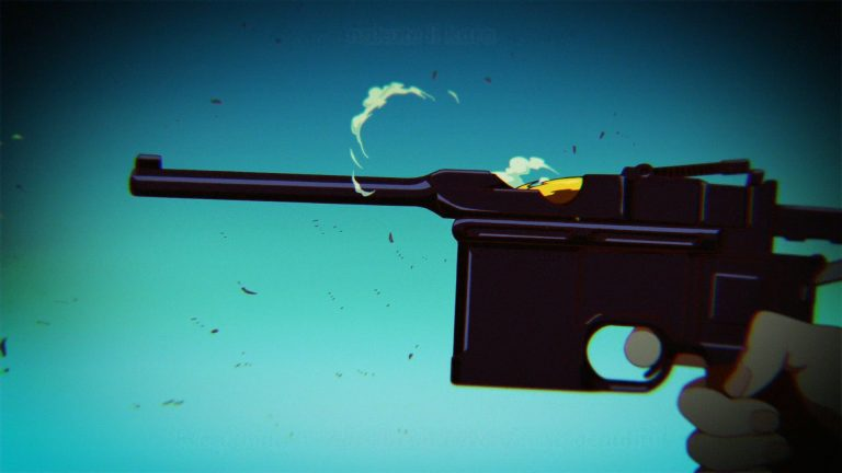 Takanashi Rikka's Mauser(s)