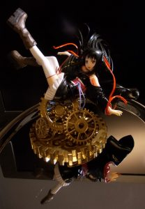 Unbreakable Machine Doll Yaya (figure repaint)