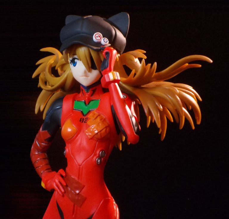 Another EVA figure