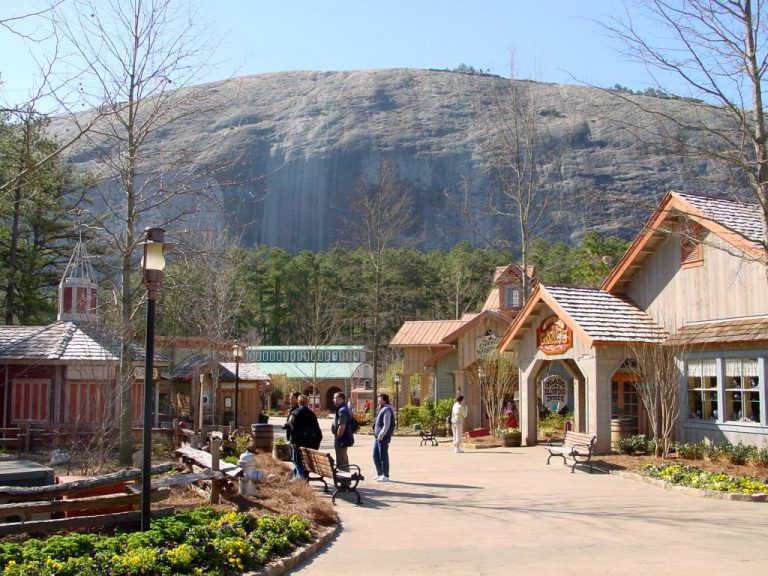 Stone Mountain Park, Georgia