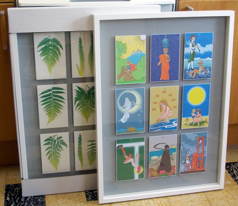 IKEA hack: Olunda shadowbox