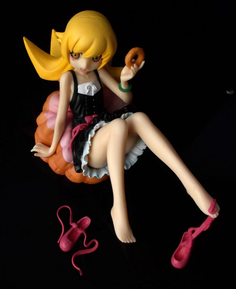 Read more about the article Another Oshino Shinobu repaint