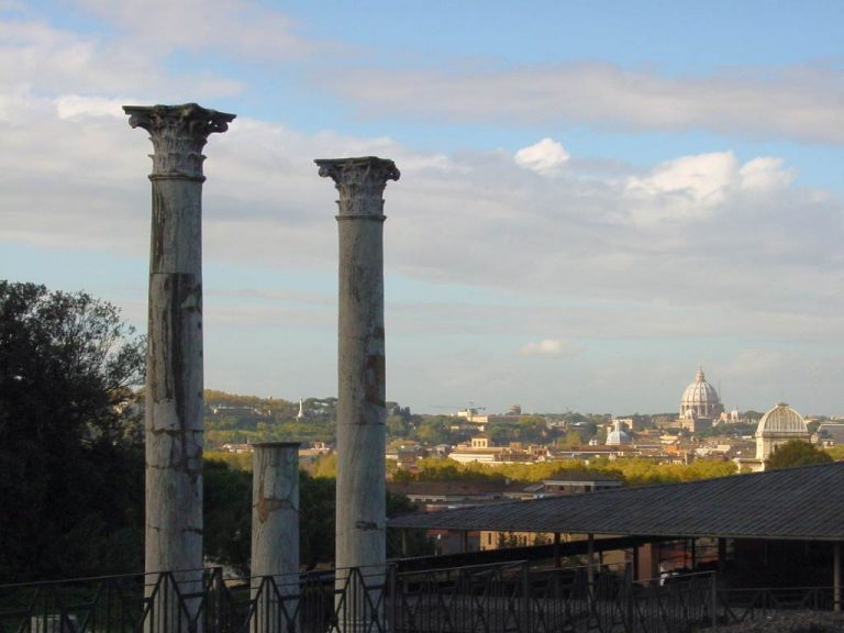 Rome 2000 – Palatino and Circus Maximus