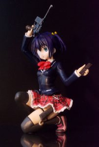 Rikka figure re-repaint