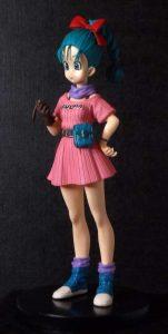 Bulma figure repaint