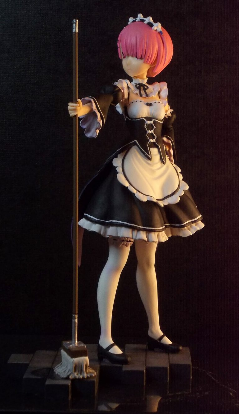 Rem and Ram figures