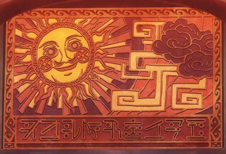 """""""Maou Gakuin"""" alphabet"""